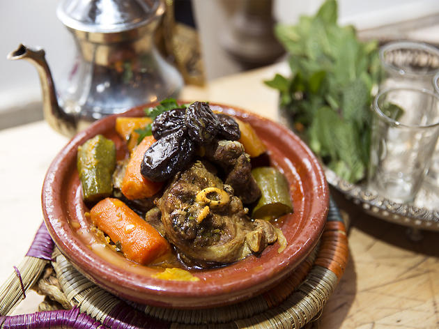 Le rif restaurants in finsbury park london for African cuisine london