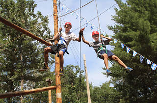Camp Chi is one of the best sleepaway camps near Chicago.