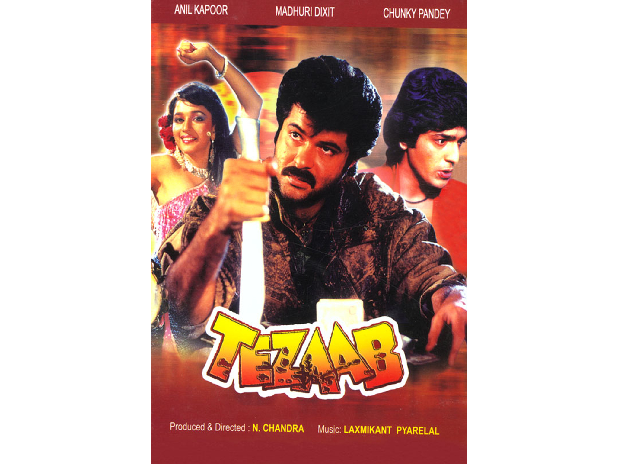 Bollywood movie: Tezaab