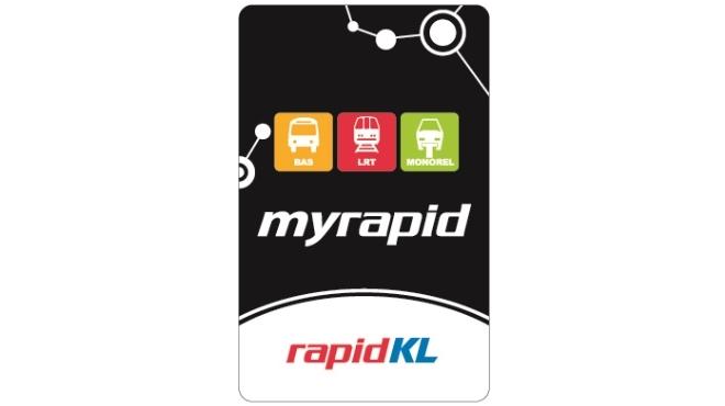 MyRapid pass