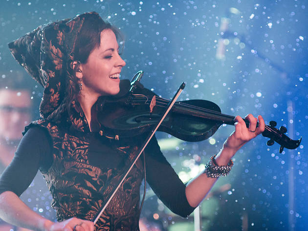 Lindsey Stirling: Shatter Me live in Malaysia | Music in ...