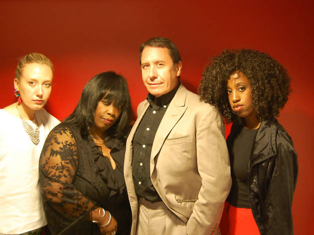 Jools Holland, Zurich event, Time Out Switzerland