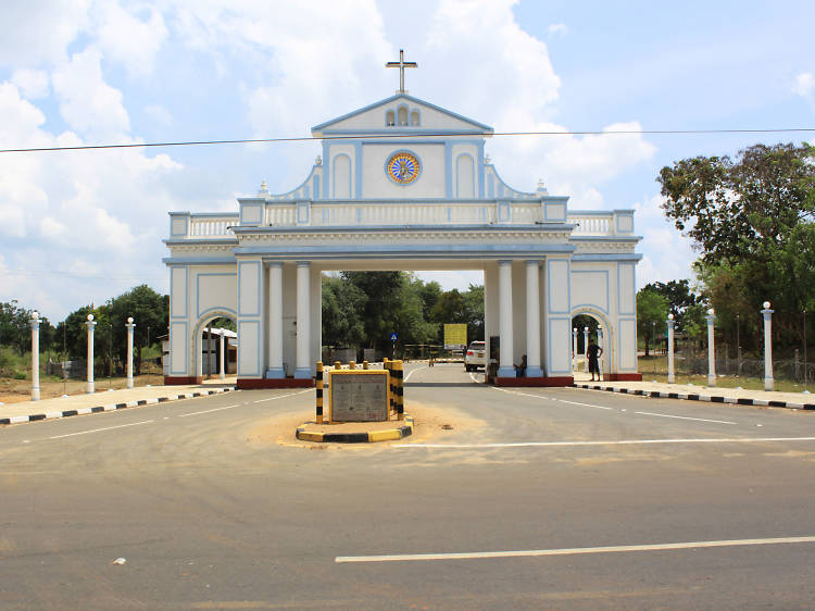 Shrine of Our Lady of Madhu Church
