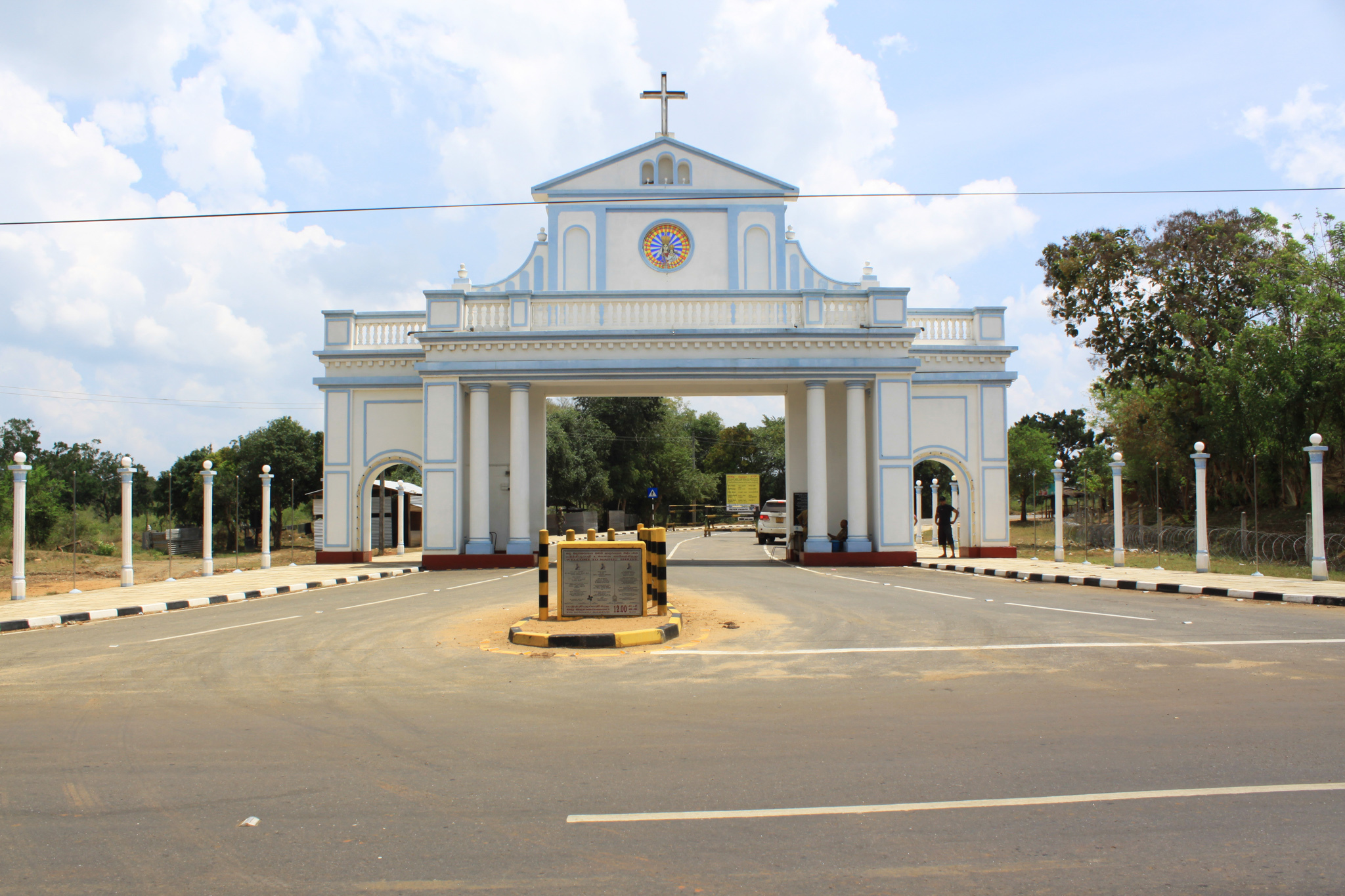 Shrine of Our Lady of Madhu Church