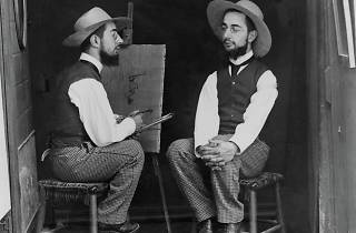 Toulouse-Lautrec and Photography exhibition on in Bern