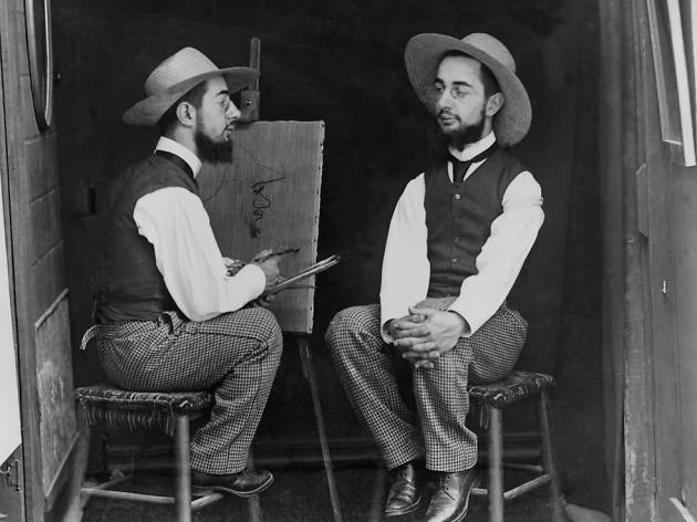 Toulouse-Lautrec and photography