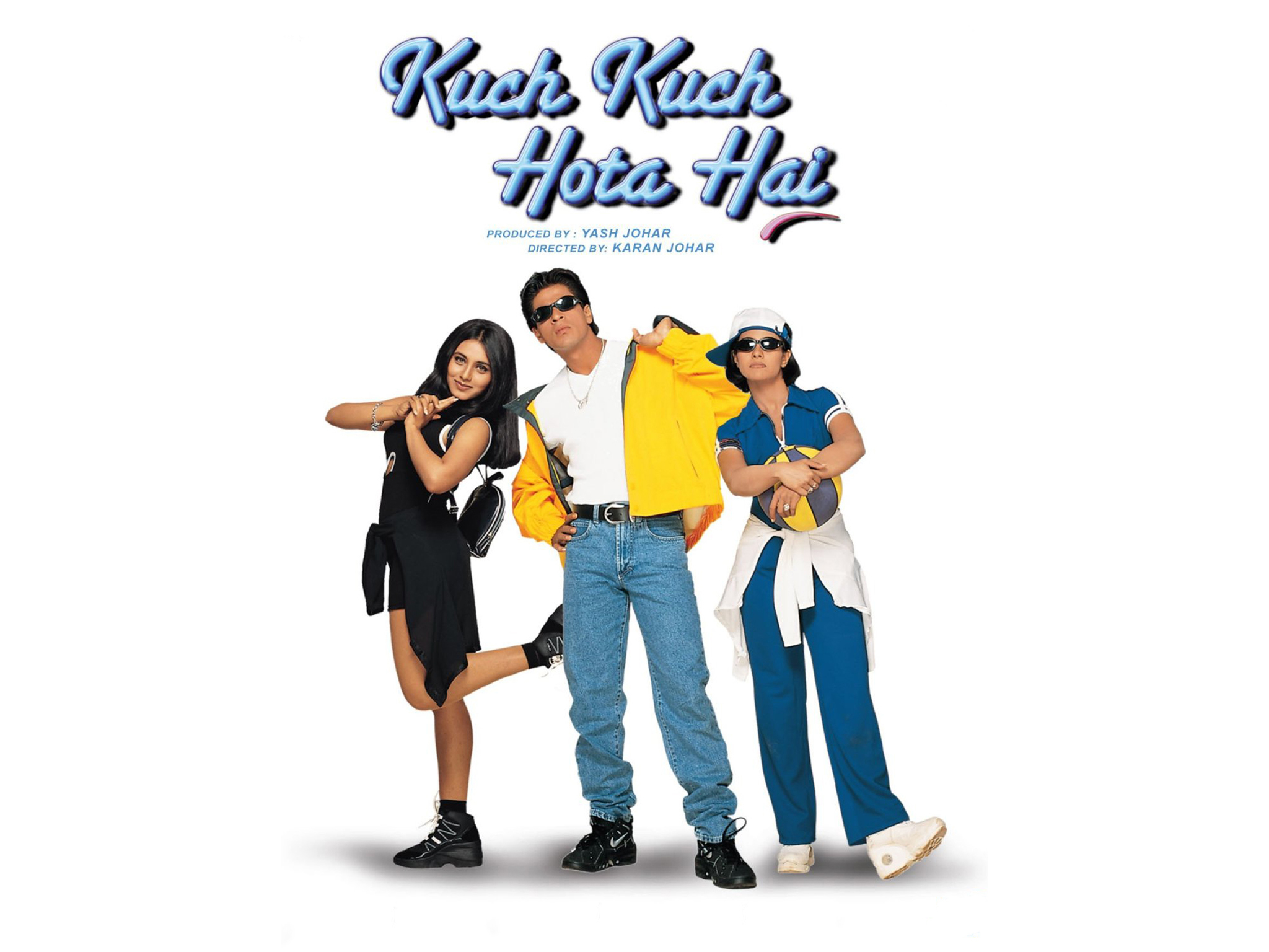 Bollywood movie: Kuch Kuch Hota Hai