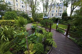 (Lexham Gardens © Justina Burnett)