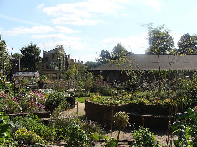 (King Henry's Walk Garden © Friends of King Henry's Walk Garden)