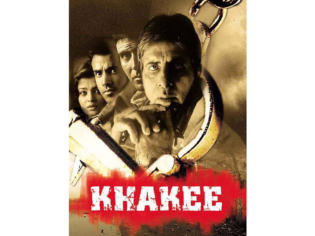 Hindi movie: Khakee
