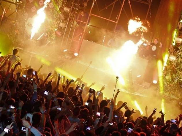 Music festivals in Madrid