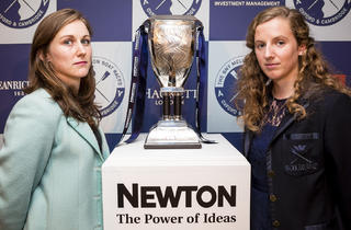 (The Newton Women's Boat Race team captains. © Getty Images)