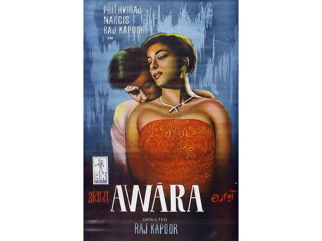 Hindi movie: Awaara