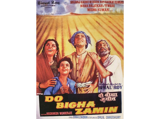 Bollywood movie: Do Bigha Zamin