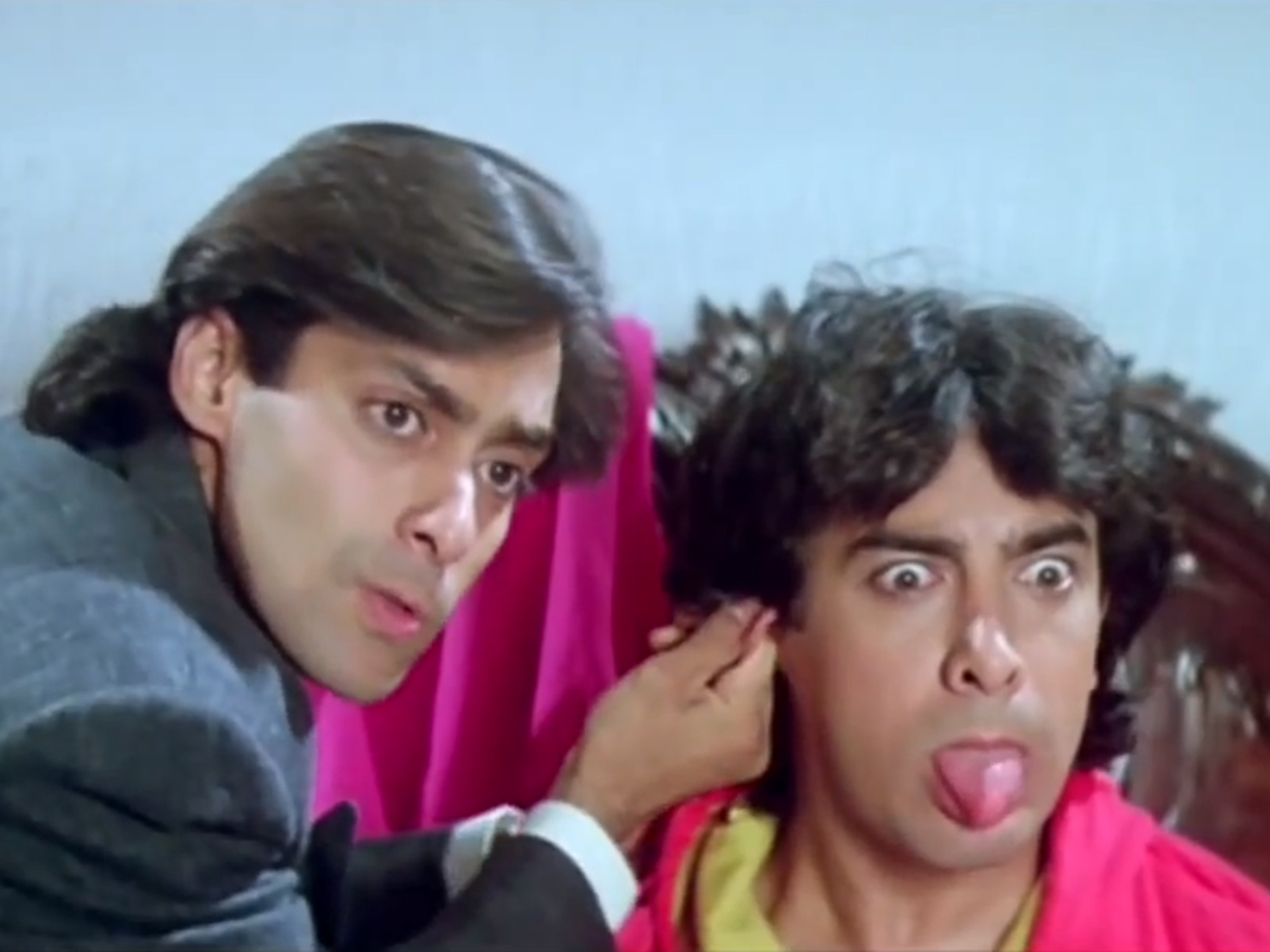 Hindi movie: Andaz Apna Apna