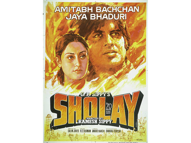 Best Bollywood movie: Sholay