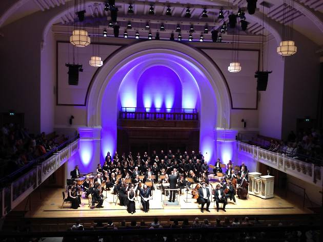 City Of London Sinfonia: From Hollywood to New York
