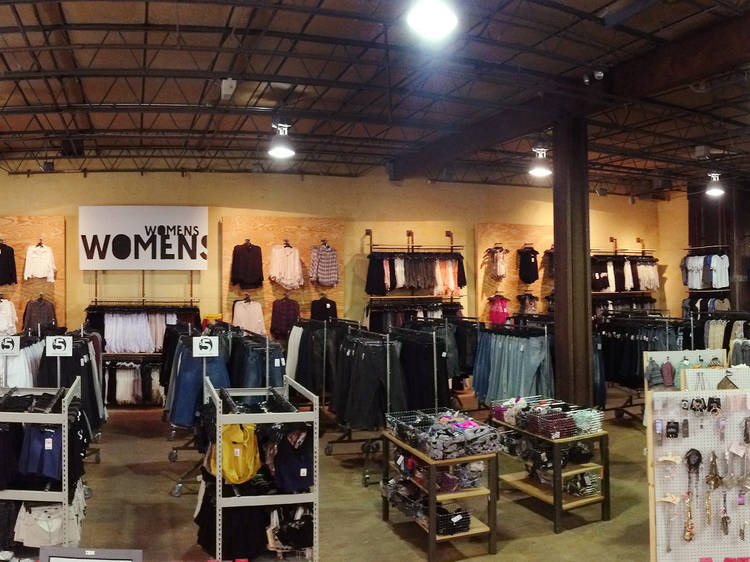Urban Outfitters Surplus Store