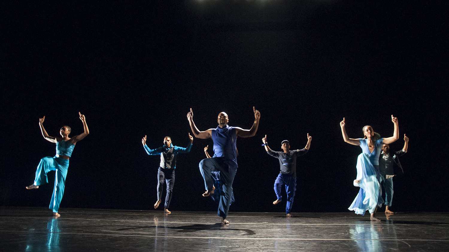 Ronald K. Brown and Evidence at the Joyce Theater (slide show)