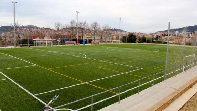 Camp Municipal de Futbol Canyelles