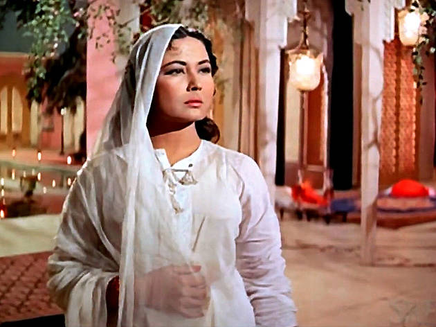 Hindi movie: Pakeezah
