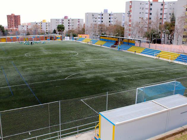 (Complex Esportiu Municipal Guineueta)