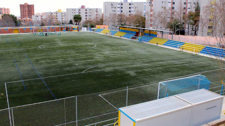 Complex Esportiu Municipal Guineueta