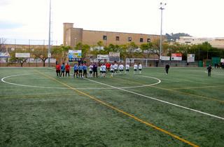 (Camp Municipal de Futbol Turó de la Peira)