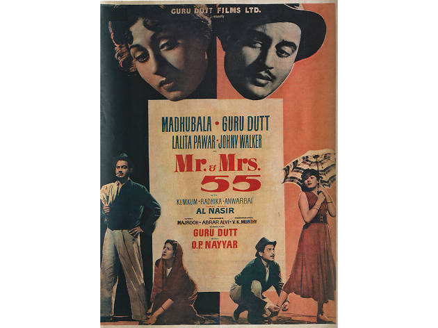 Bollywood movie: Mr & Mrs '55