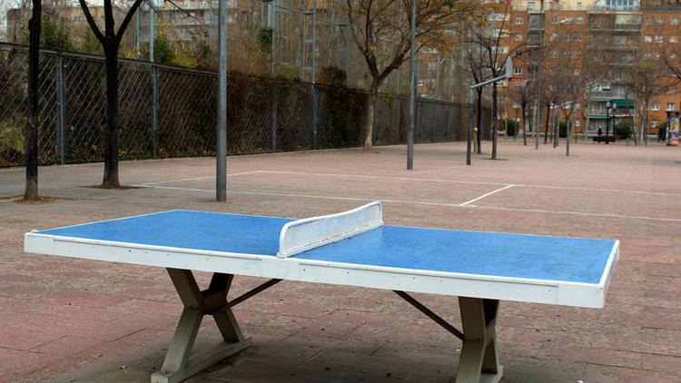 Tennis taula i bàsquet