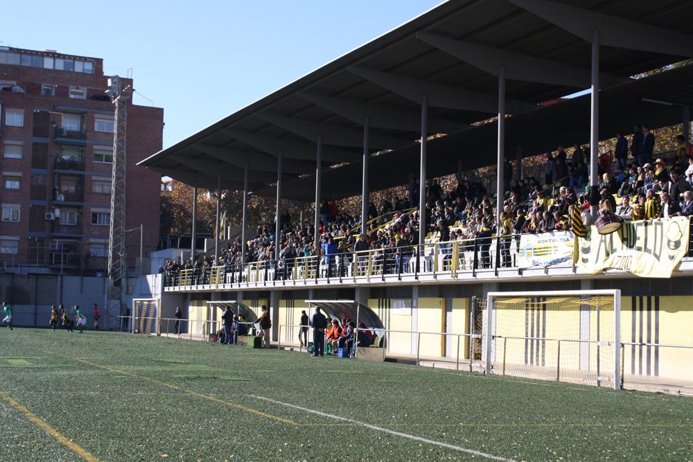 Camp Municipal de Futbol Nou Barris