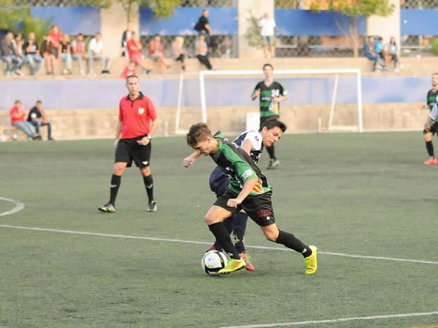 (Camp Municipal de Futbol Porta)