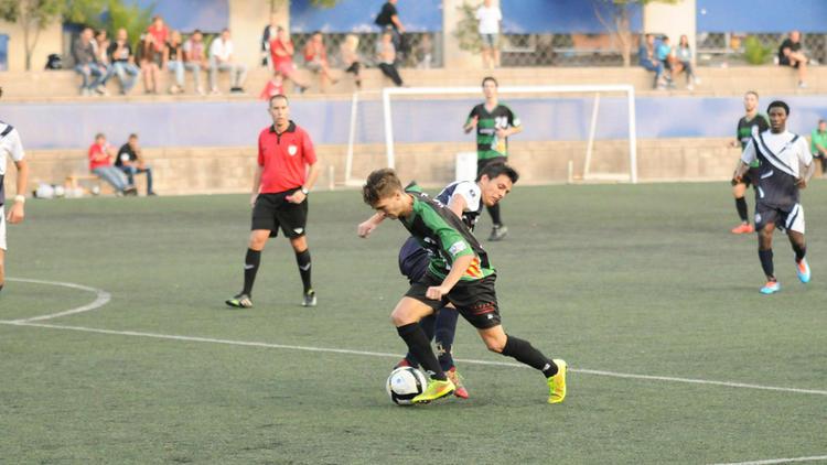 Camp Municipal de Futbol Porta