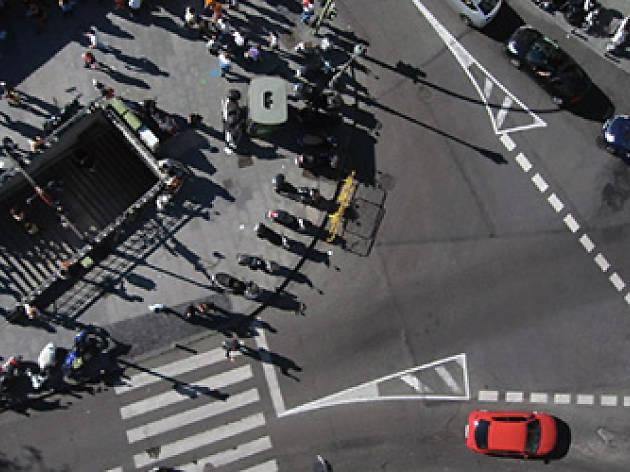Madrid a vista de pájaro. Fotografía de bajo coste desde el aire