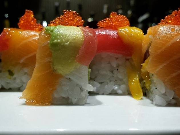 Lost in sushi: all-you-can-eat sushi + 'Lost in Translation'