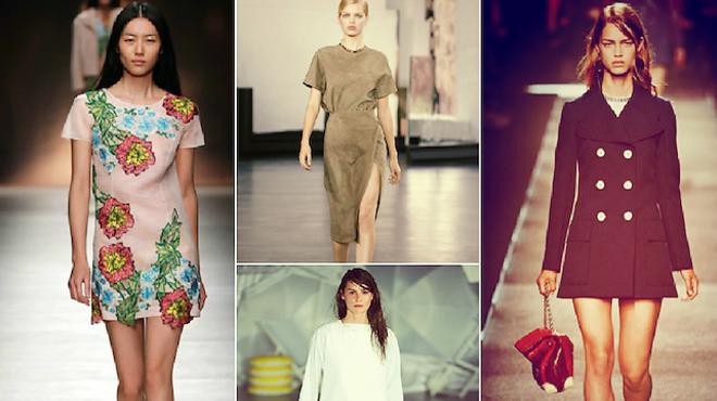 Les 10 tendances mode de l'été 2015
