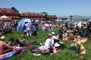 Off the Grid: Picnic at the Presidio