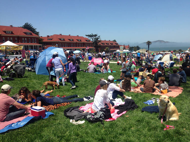 The best free things to do in San Francisco