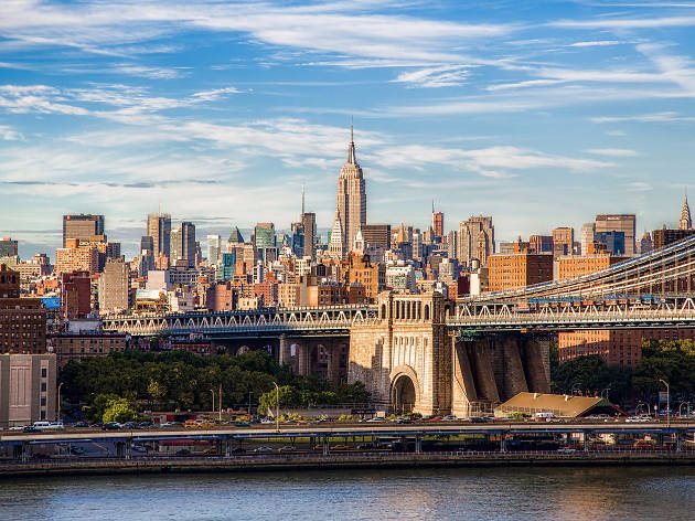 Five ways to annoy a New Yorker