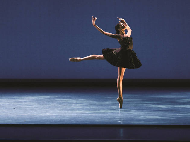 """Joffrey Academy of Dance  Winning Works: Choreographers of Color"""