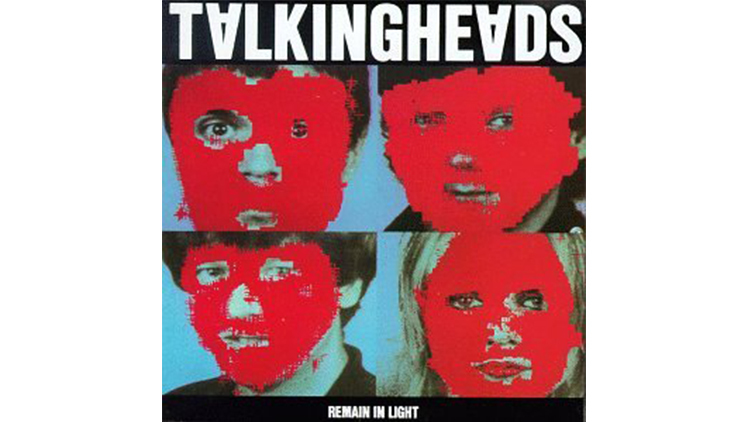 """""""Once in a Lifetime"""" by Talking Heads"""
