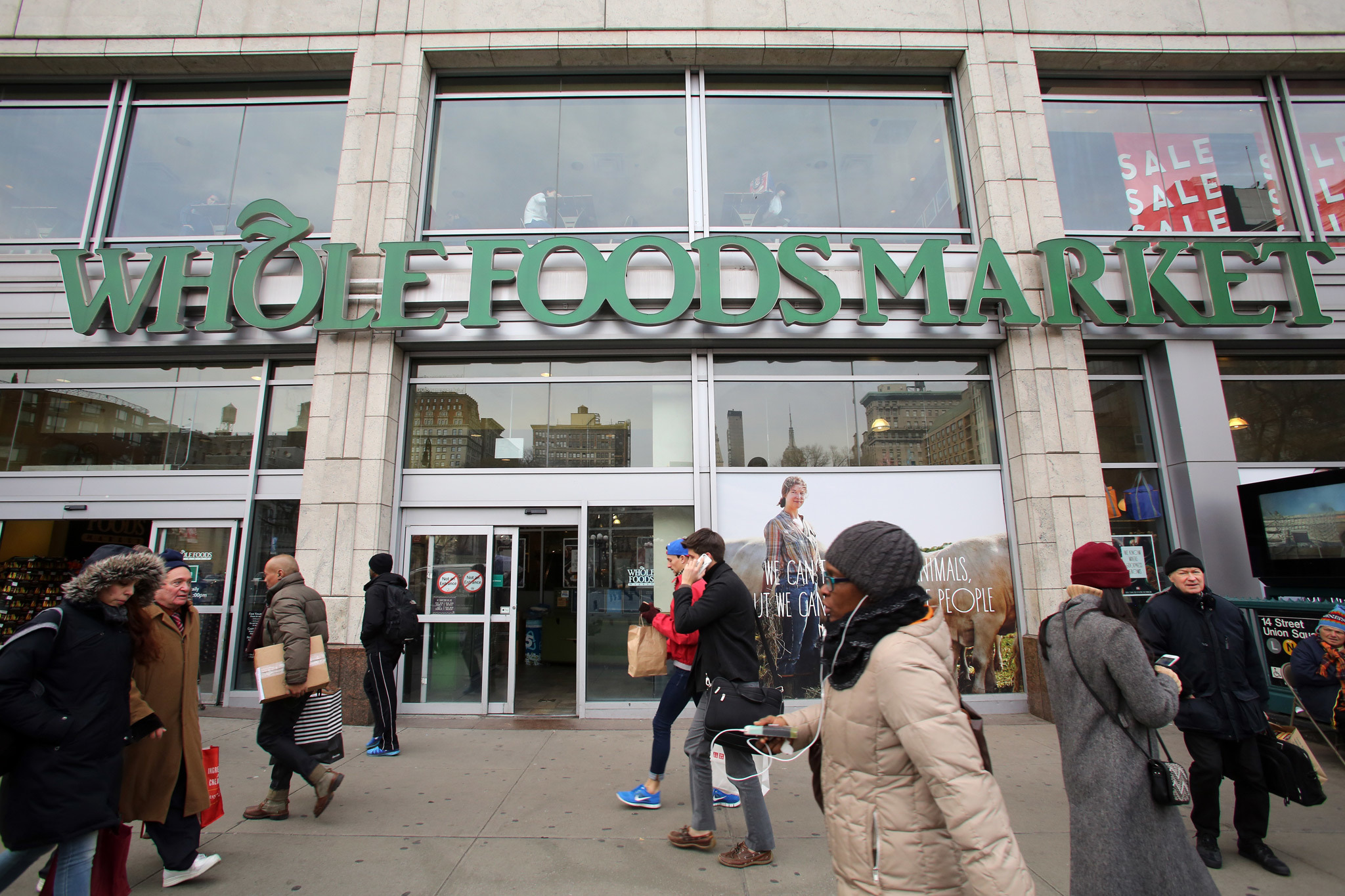 Five things more surprising than Whole Foods overcharging customers