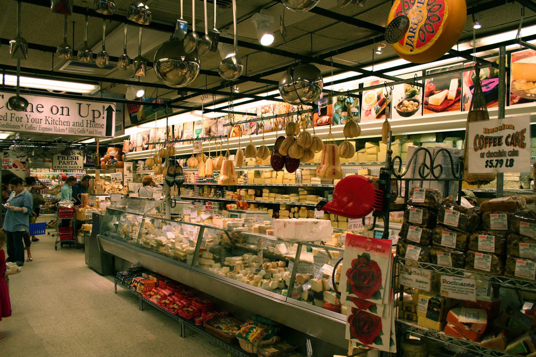 The best grocery stores