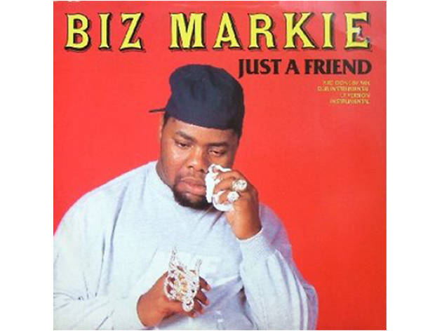 """Just a Friend"" by Biz Markie"