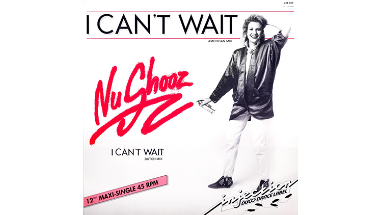 """I Can't Wait"" by Nu Shooz"