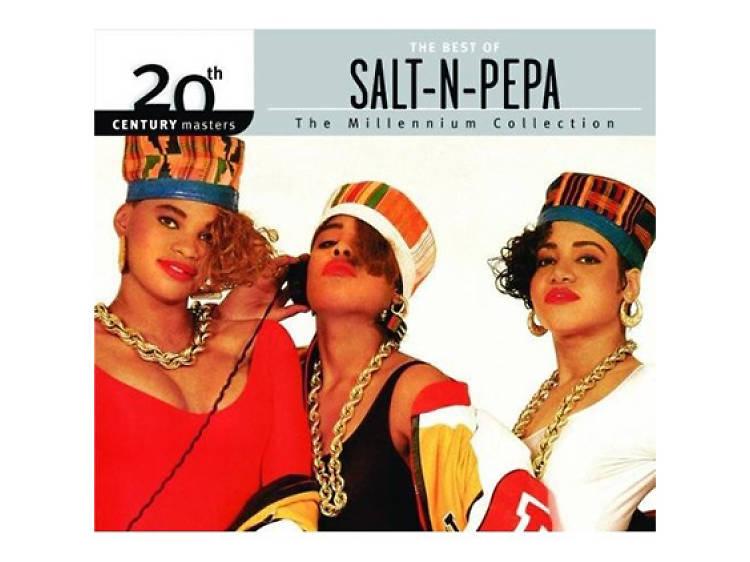 """Push It"" by Salt-N-Pepa"