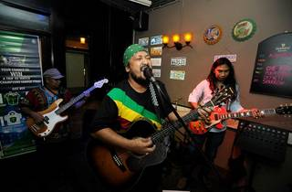 Pisco Live Mic with Rasta Syndicate