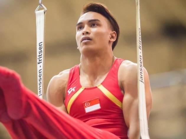 The Women's & Men's Artistic Gymnastics Competitions