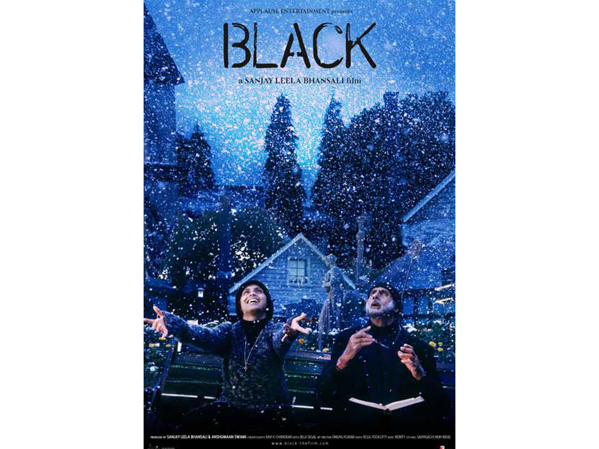 Hindi movie: Black