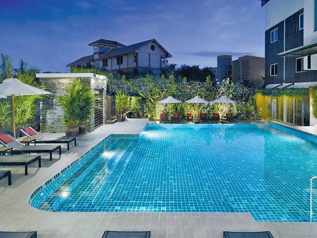 Courtyard by Marriott South Pattaya, Thailand